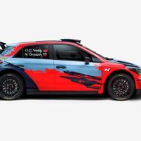 Két gyári támogatású Hyundai a WRC2-ben