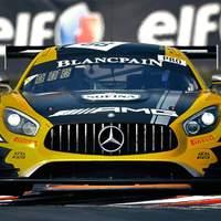 A Hungaroringen járt a Blancpain GT series