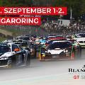 Most hétvégén jön a Blancpain GT széria a Hungaroringre