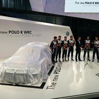 Bemutatták a VW Polo R WRC idei évi verzióját
