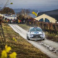 Turán Frigyesék nyerték a Rally Hungary 2019-et