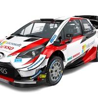 Bemutatkozott a Toyota rali világbajnoki csapata