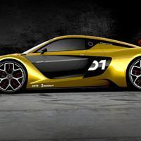A párizsi autószalonon mutatkozik be a Renault Sport R.S. 01
