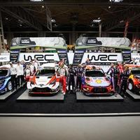 Ilyenek lettek az idei gyári WRC-k