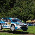 Jan Kopeczky nyerte az 50. Barum rallyt