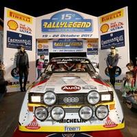 Pazar lett az idei Rallylegend nevezési listája