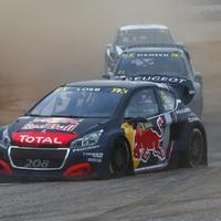 Kivonul a Peugeot a rallycross világbajnokságról