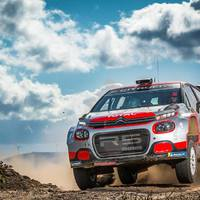 Mads Ostberg a WRC 2 Pro bajnokságban indul