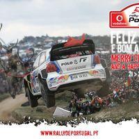 Boldog Karácsonyt és sikerekben gazdag új esztendőt kíván a Portugál Rally rendezősége!