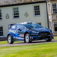 A 64.Finn rallyn debütál a Ford Fiesta RS WRC facelift verziója