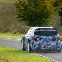 Hyundai Shell World Rally Team kipróbálta az új WRC-jét