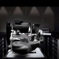 Renault F1 motor 2015 - technikai paraméterek