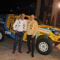 Homok és dűne a 41. Dakar ralin