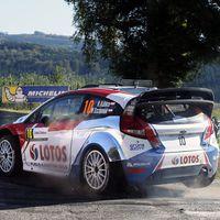 Robert Kubica készen áll a vegyes talajú Spanyol WRC futamra