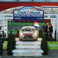 WRC Rallye de France Alsace - 2014. október 2-5.