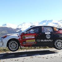 ERC - 55. Rallye International du Valais 2014