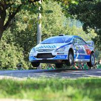 XII. Rallylegend 2014. október 9-12. - verseny beszámoló