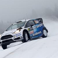 WRC Svéd Rally 2015