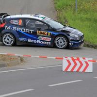 WRC ADAC Rallye Deutschland 2014, verseny beszámoló