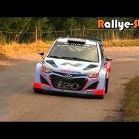 Monte-Carlo rally 2015 - tesztek