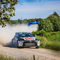 Solberg nyerte a Lett rally EB futamot