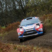 Robert Kubica folytatja a küzdelmet a WRC-ben 2015-ben is