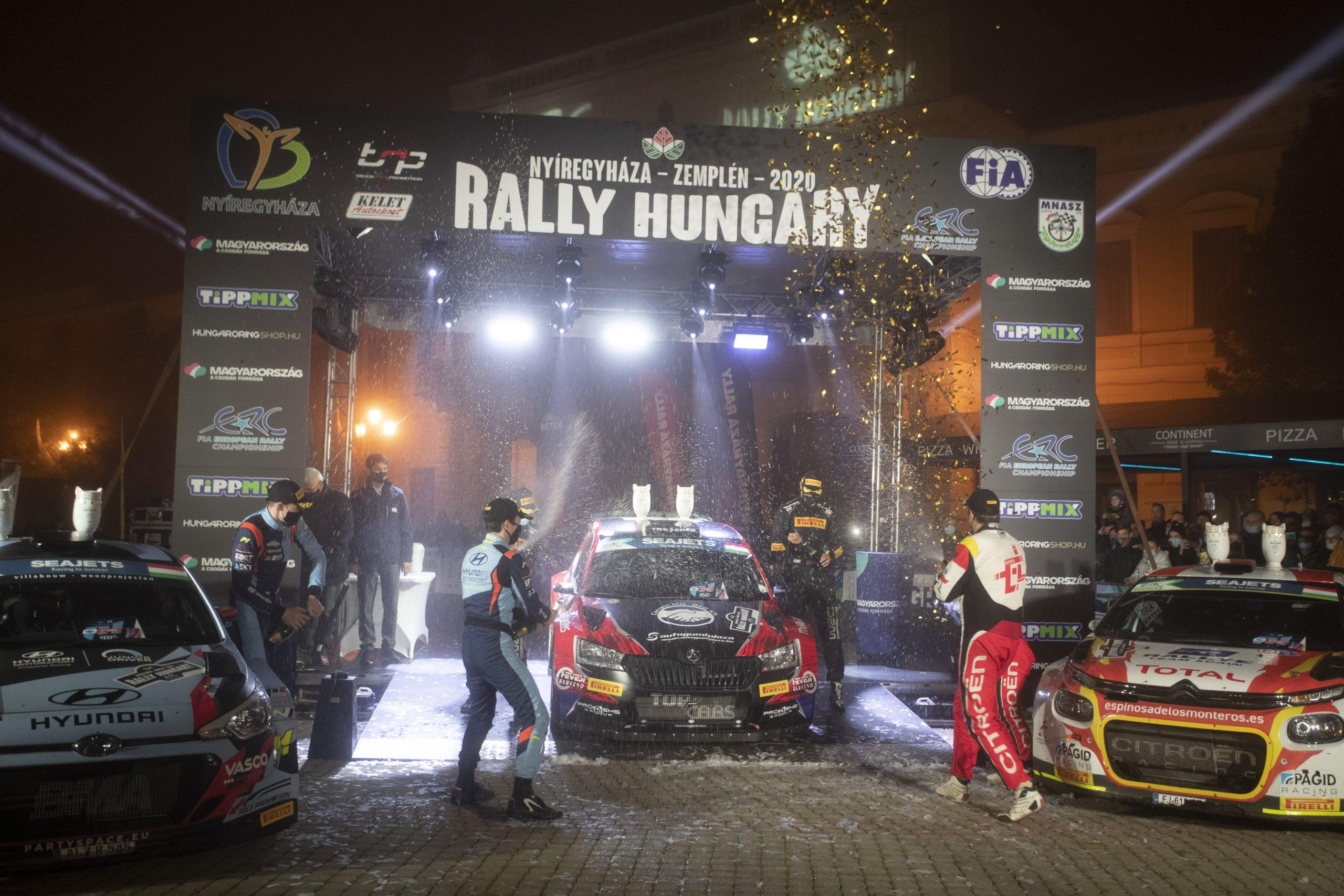 Andreas Mikkelsen jövőre két rally sorozatban támad