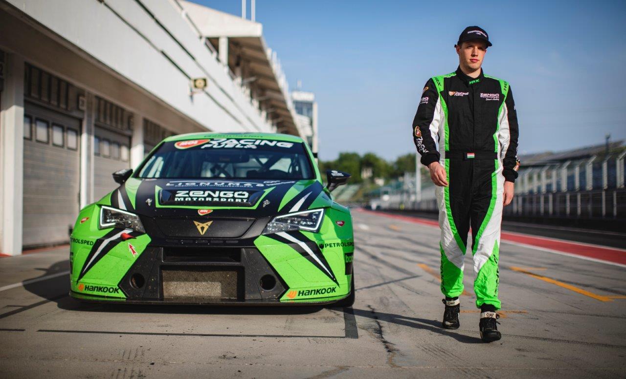 A Zengő Motorsport újra a WTCR-ben!