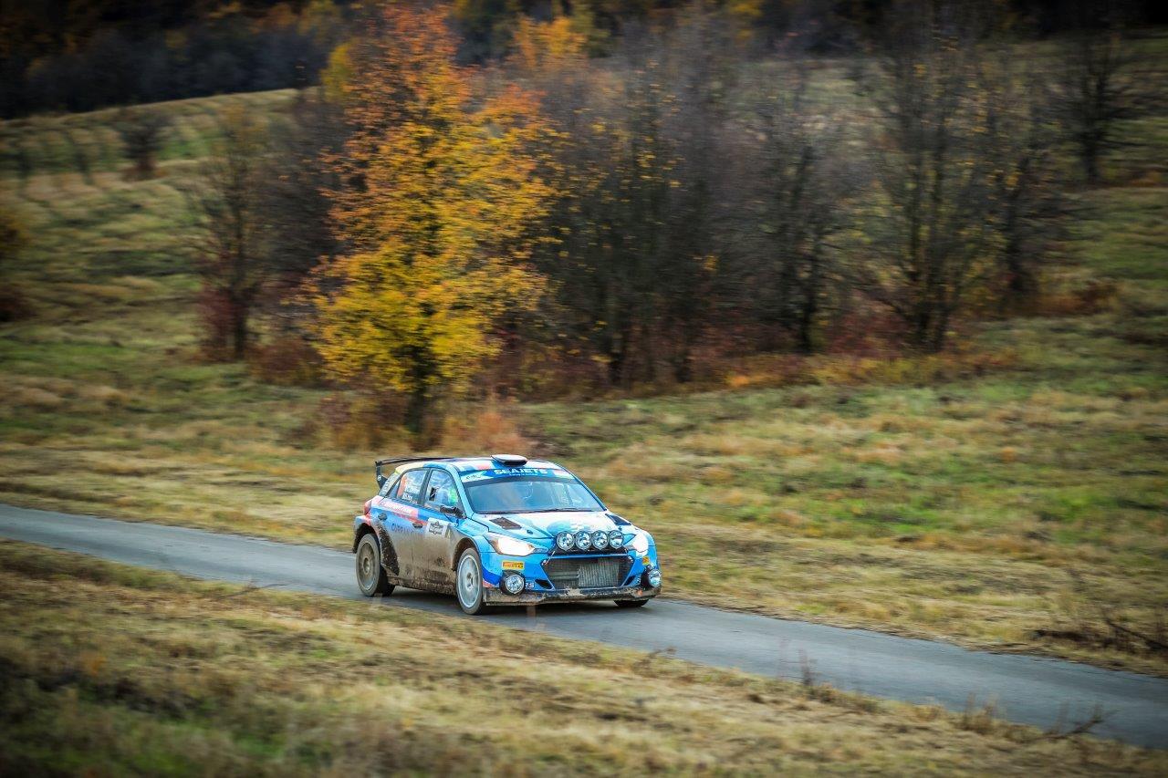 A Rally Hungary az FIA ERC junior programjába került