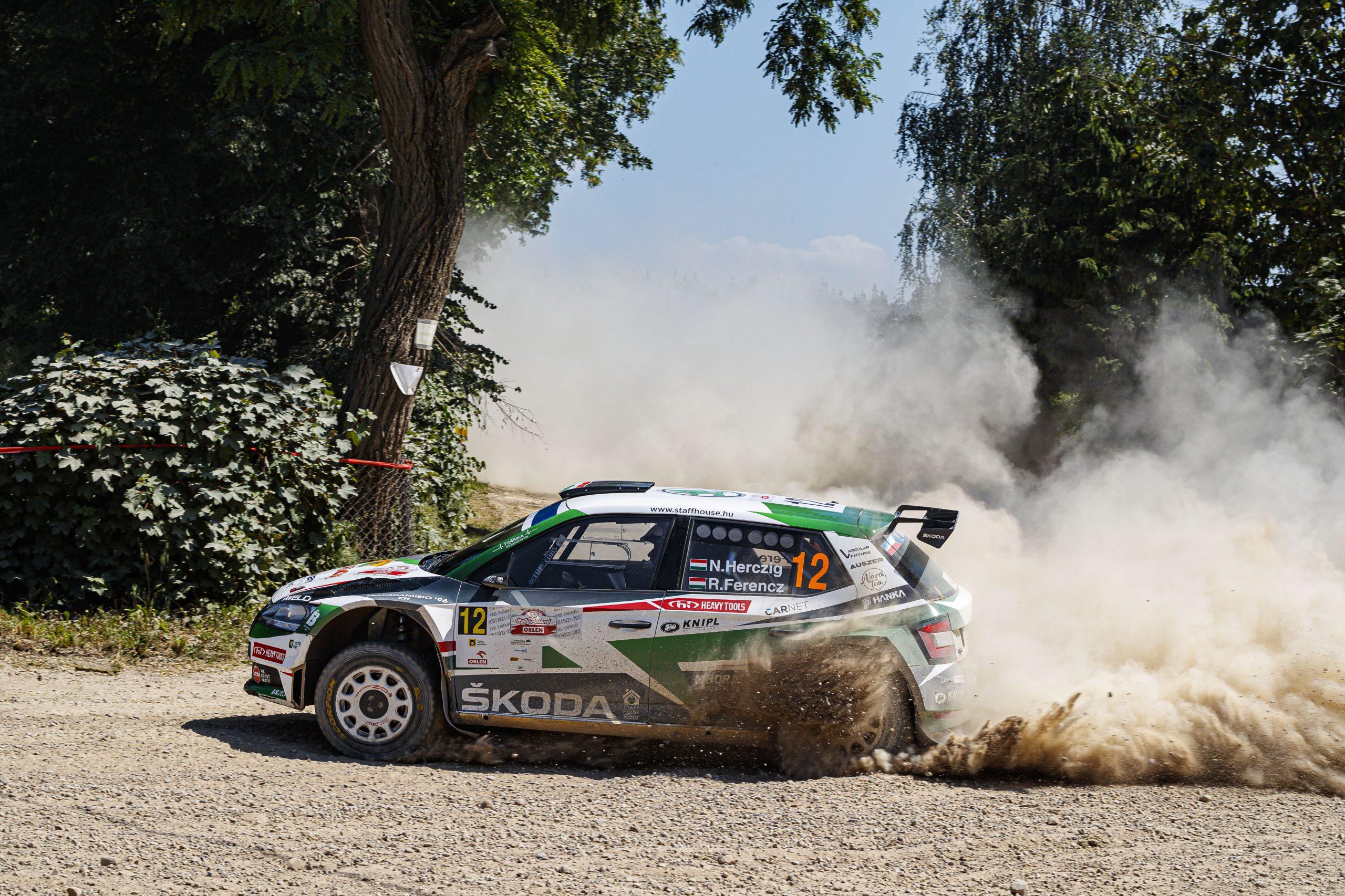 Alexey Lukyanuk nyerte a Lengyel rallyt