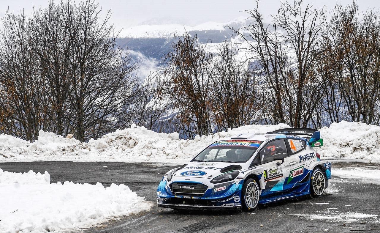 A rally világ és Európa bajnokság versenynaptára