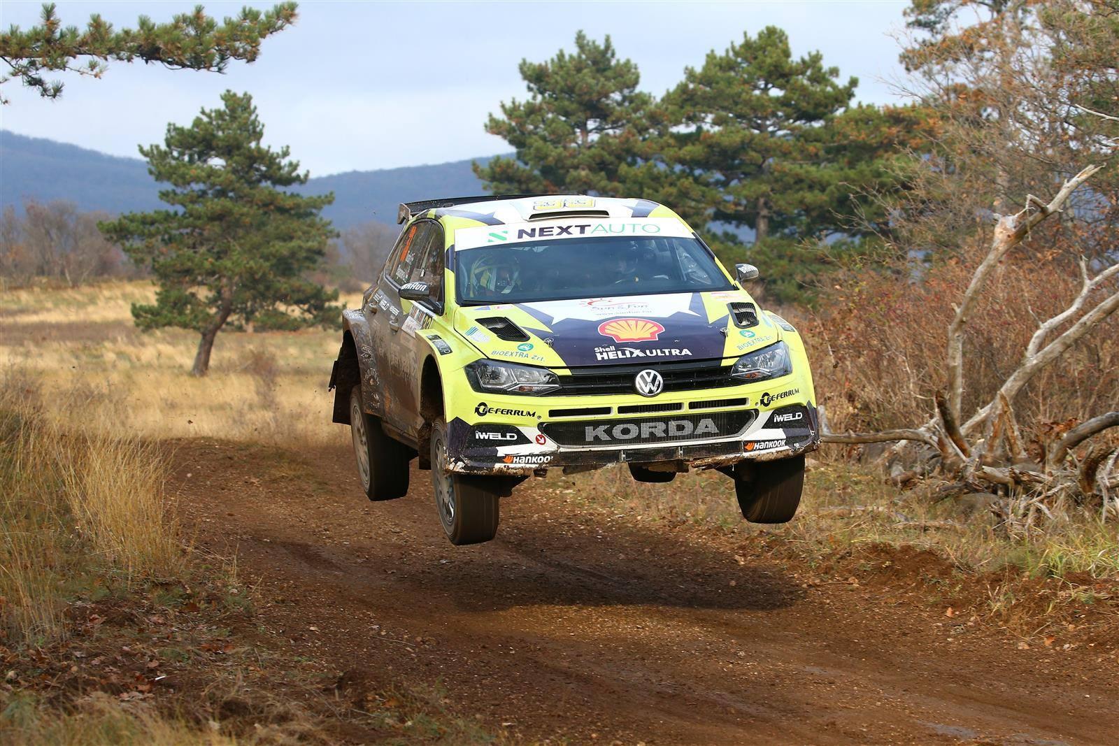Turán Frigyes nyerte a Mikulás rallyt