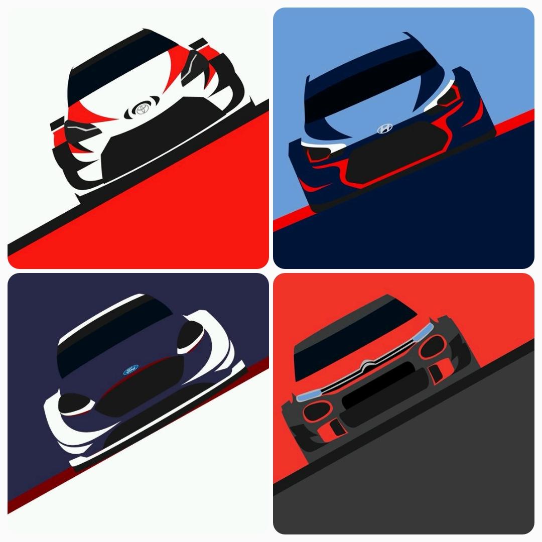 Négy gyártó nevezett a rally VB-re