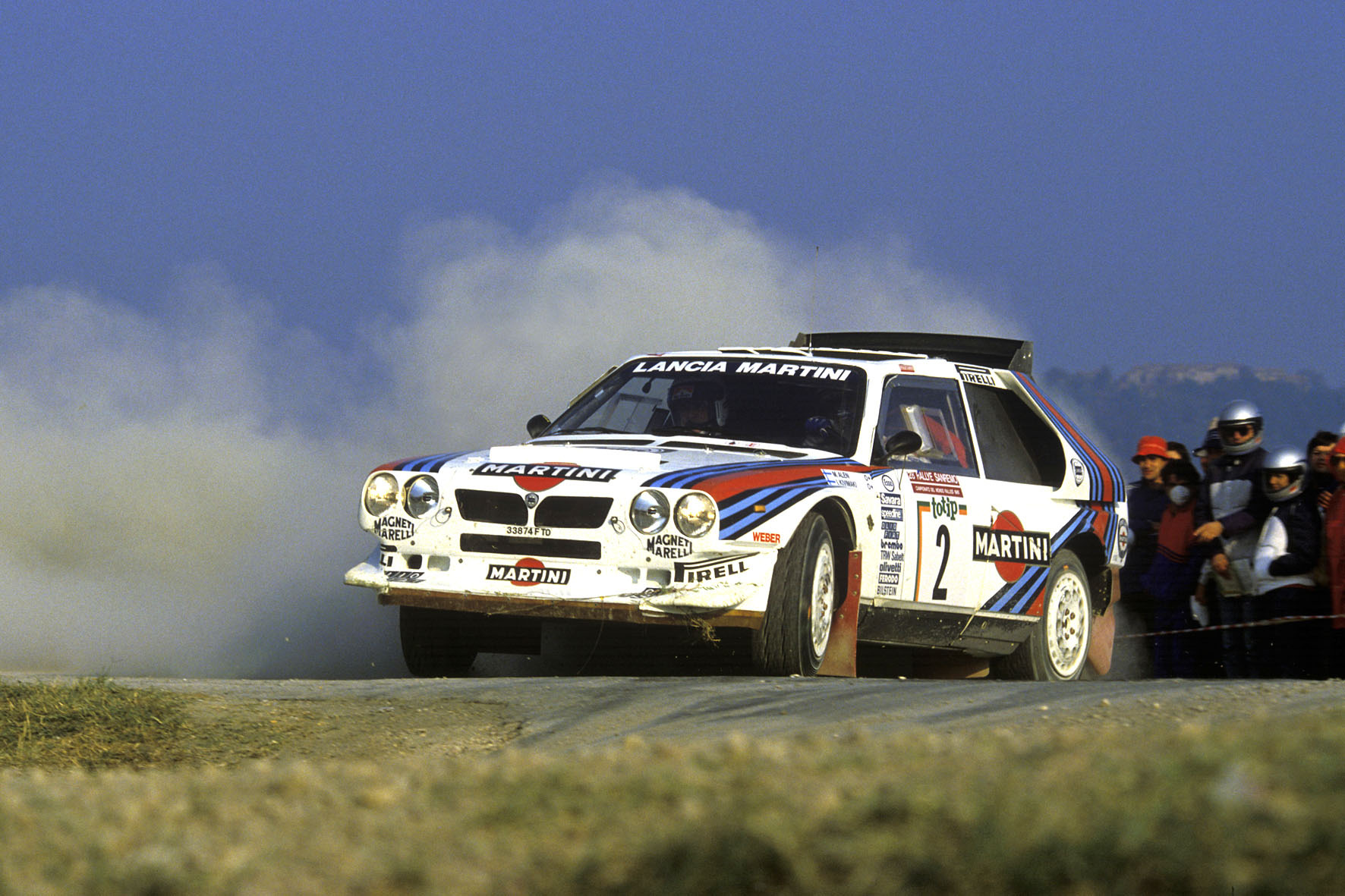 A Martini Racing lesz a 16. Rallylegend főtémája