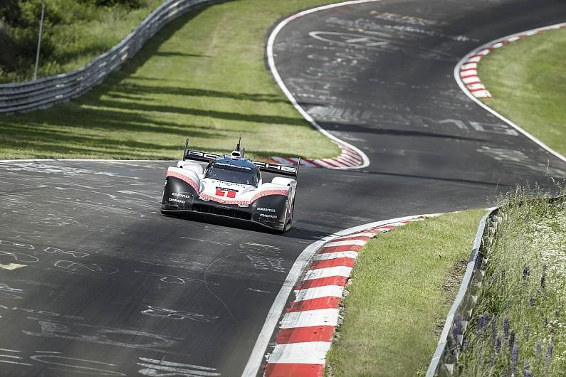 Új abszolút körrekord a Nürburgringen!