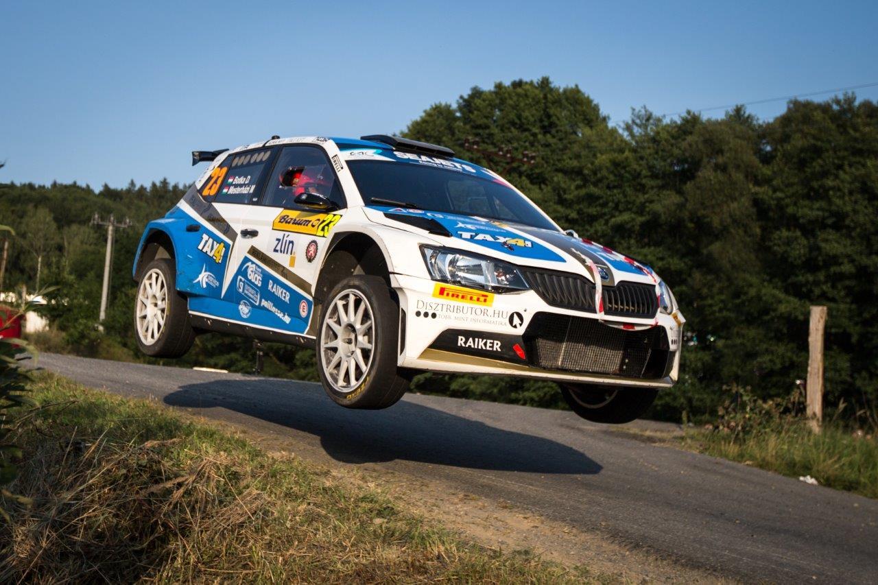 Botka Rally Team, Barum Rally: Már régen mosolyogtak ennyit