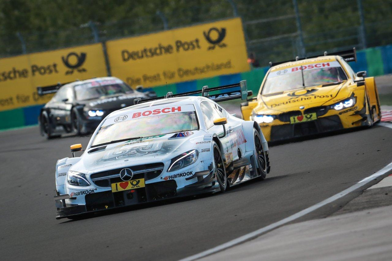 Di Resta és Rast nyerték a DTM magyar fordulóját, Tassi Attila pedig a TCR-t