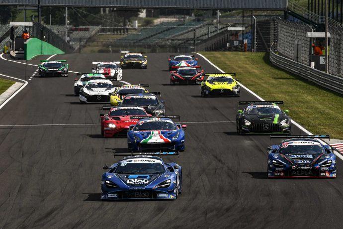 Júliusban nézők előtt International GT Open lesz a Hungaroringen