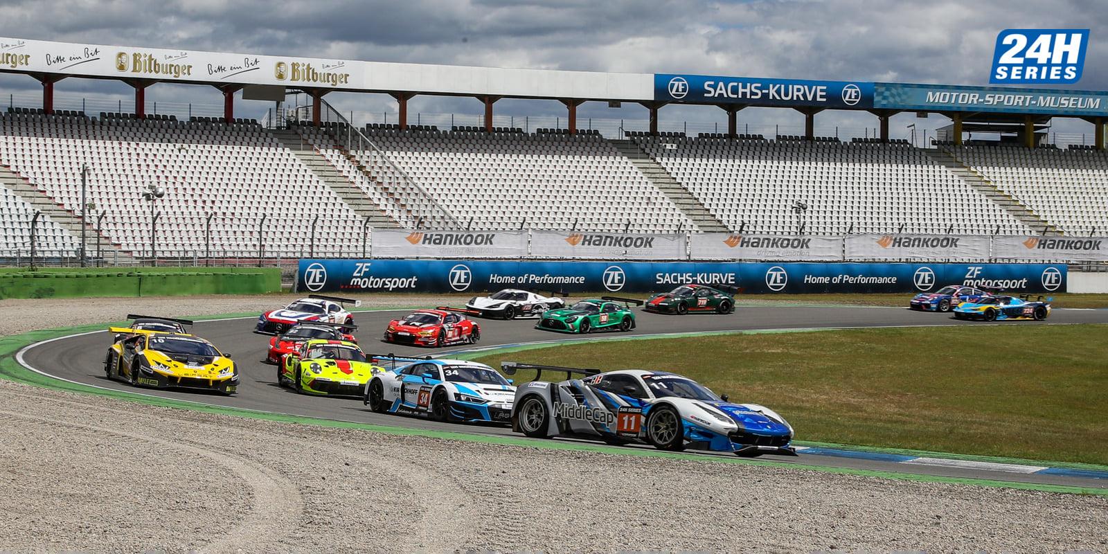Visszatér a Hungaroringre a 12 órás autóverseny széria