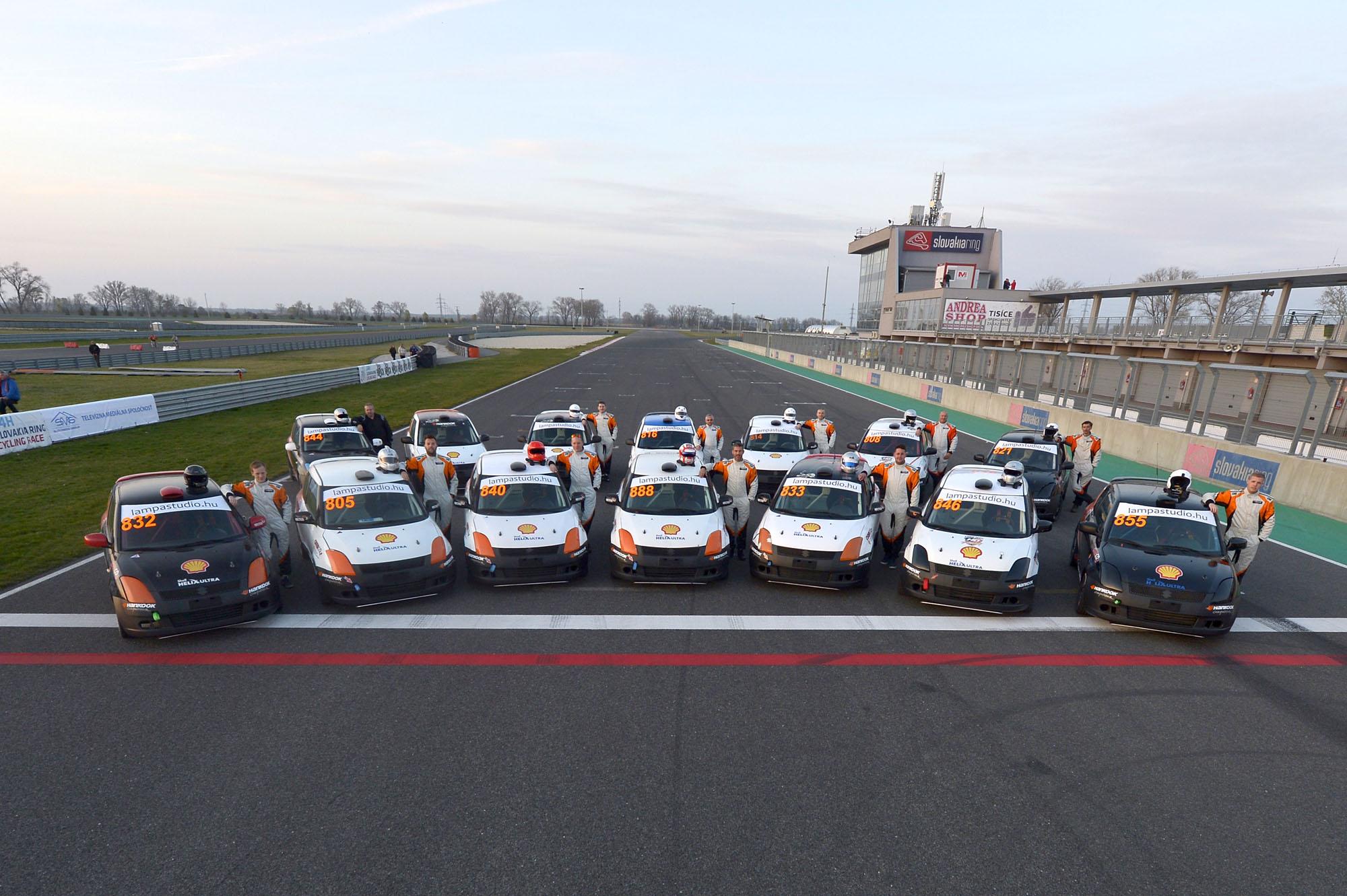 A Kakucsringen vár újabb kihívás a Hankook Racer Cup RX mezőnyére
