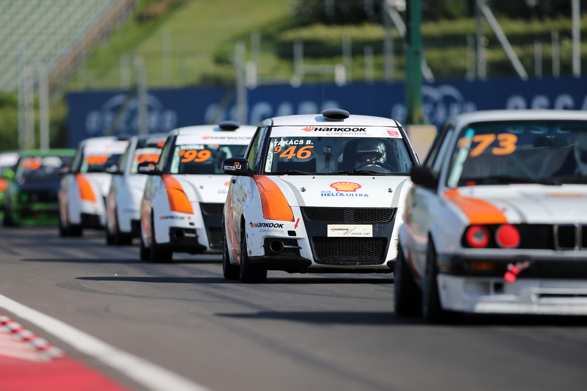 Hankook Racer Cup - Red Bull Ring