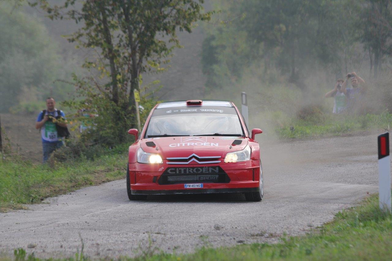 Craig Breen nyerte a Rallylegendet