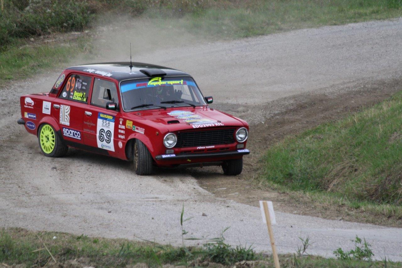 Magyar siker a 18. Rallylegend-en!