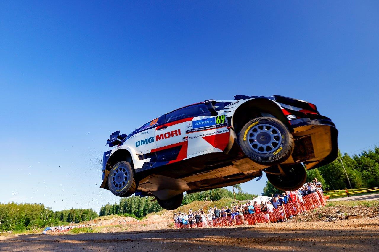 Rovanpera nyerte az Észt rally VB futamot