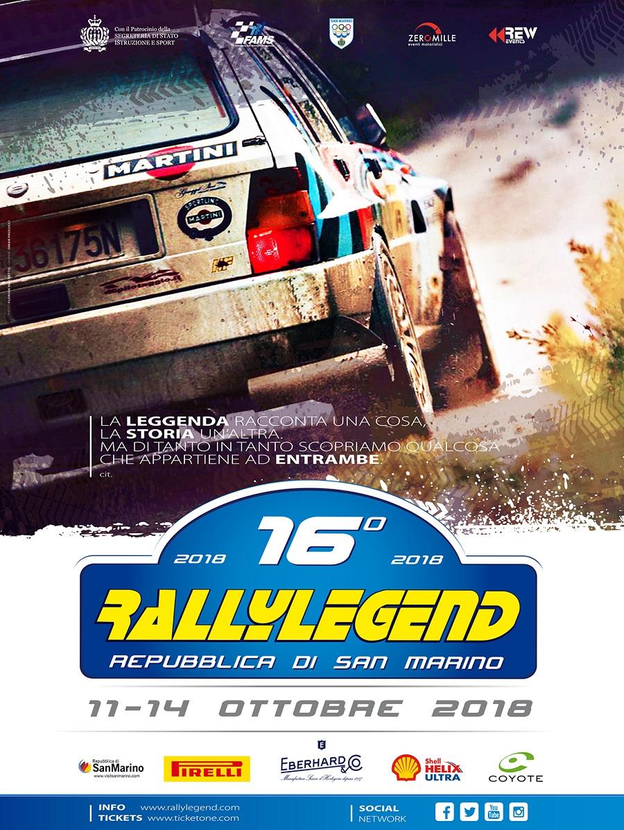 Elindult a nevezés az idei Rallylegendre