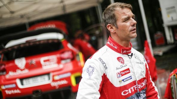 Loeb visszatér a WRC-be