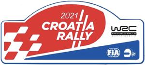 Horvát rally pályavideói