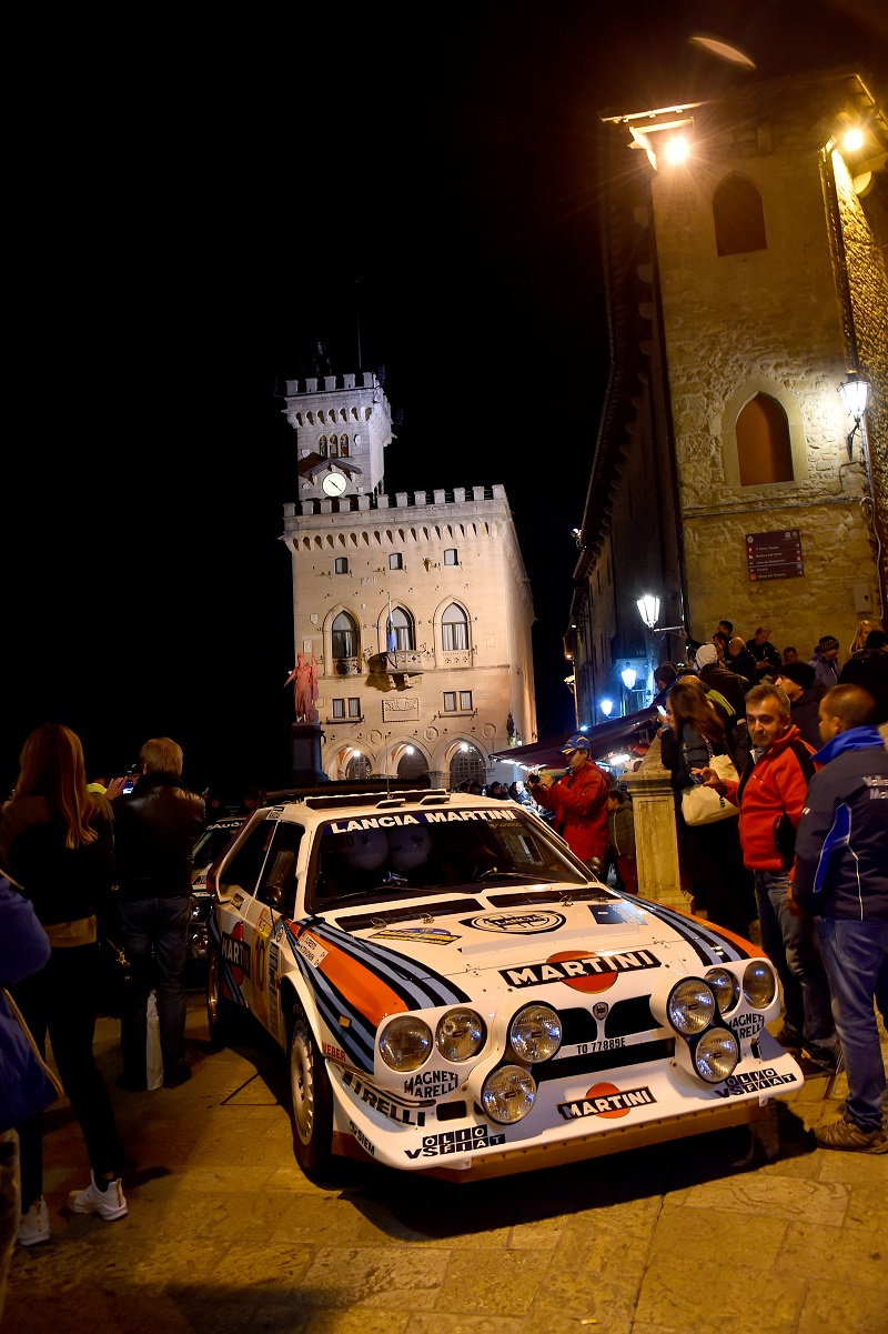 Pénteken kezdődik a 16. Rallylegend San Marinóban