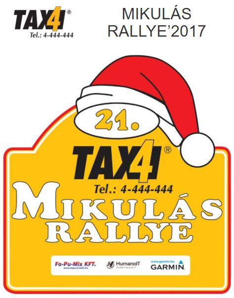 Hétvégén Mikulás Rally lesz Veszprém környékén