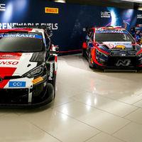 Boldog Karácsonyt kíván az M-Sport World Rally Team!